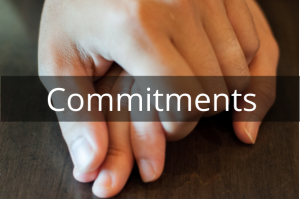Commitments - Unique Personalised Ceremonies